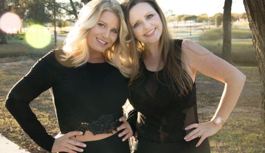 Amy & Nicole Promo Pic